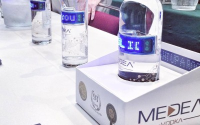 Medea Vodka Relaunched!