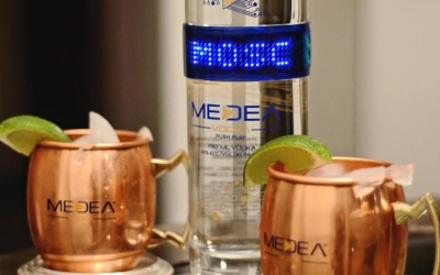 Medea Vodka Goes Global