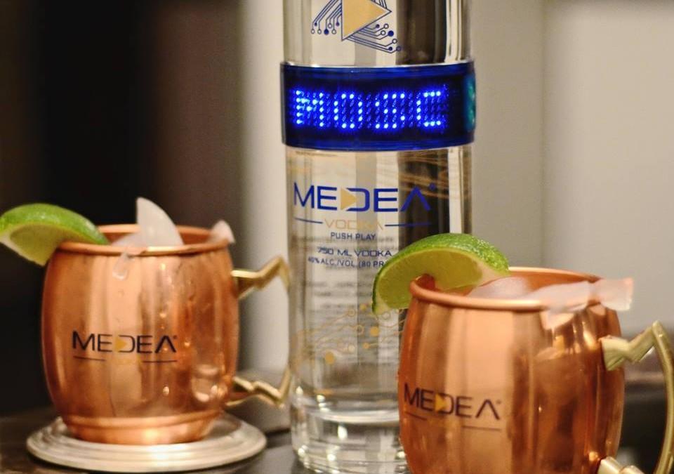 Medea Vodka Goes Global