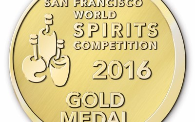 Medea Vodka Awarded Gold Medal