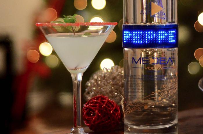 Minty Medea Martini
