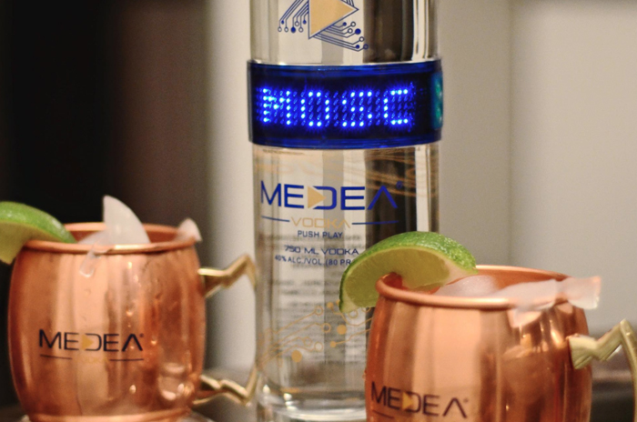 Medea Moscow Mule